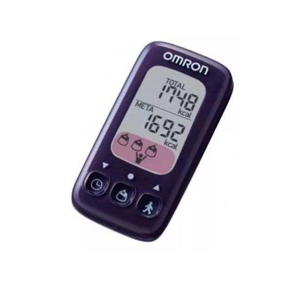 Monitor de atividade e calorias pedômetro