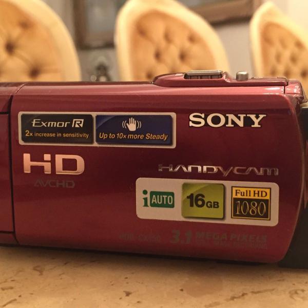Sony handycam hdr-cx150