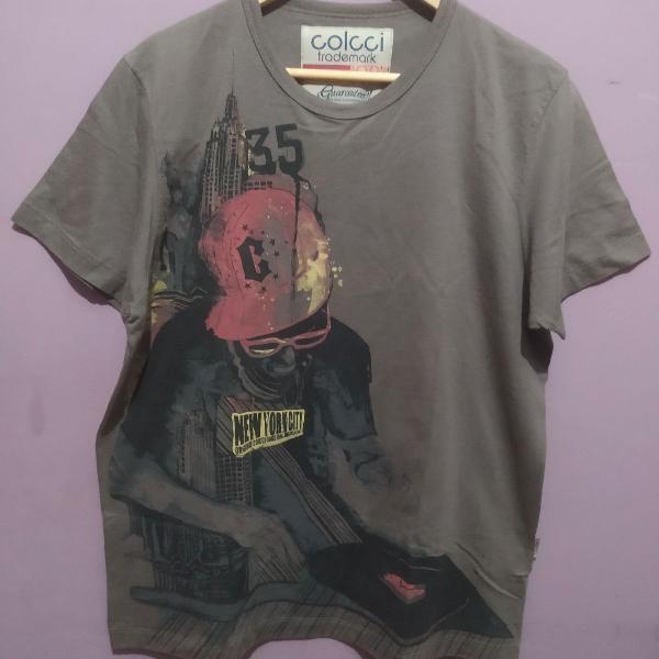 Camiseta colcci dj tam gg