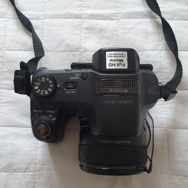 Camera cybershot sony semi profissional