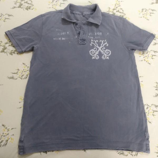Camisa polo john john ler tudo tamanho g r$99