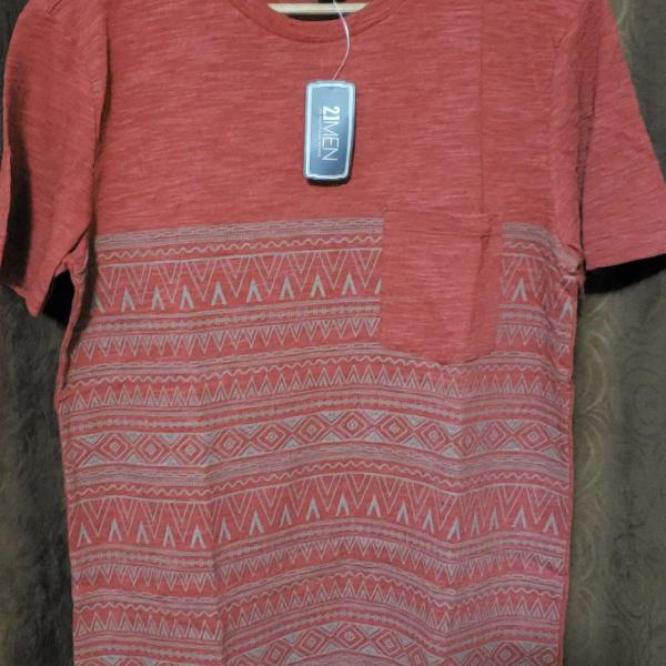 Camiseta étnica men21