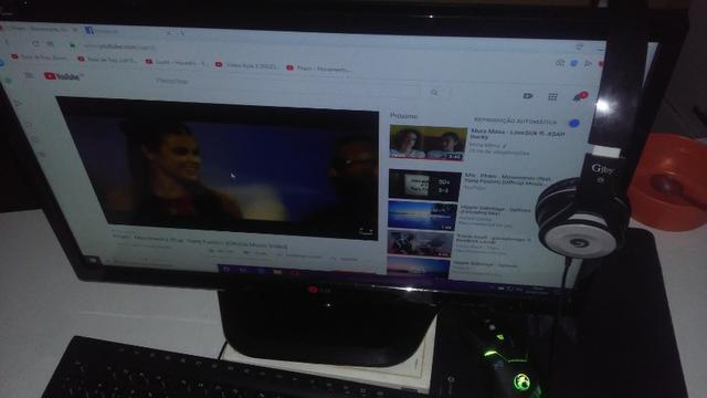 Computador completo / tela 24pl lg