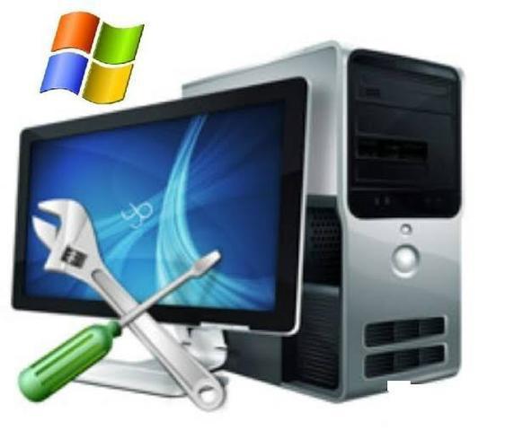 Formatação e manutenção de computadores