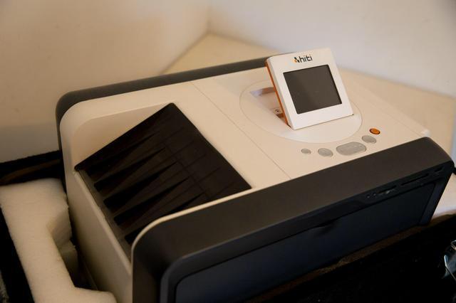 Impressora térmica fotográfica hiti 510s seminova com case