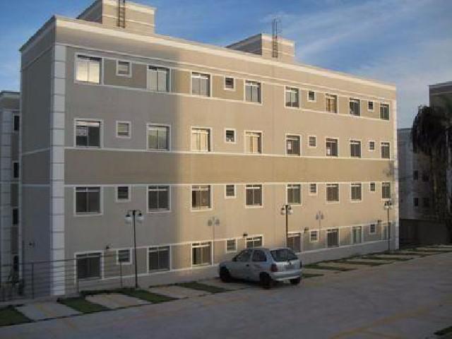 Lindo apartamento novo