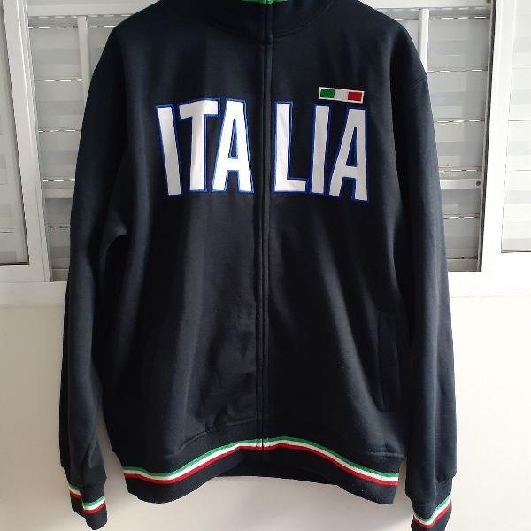 Moletom bomber itália.