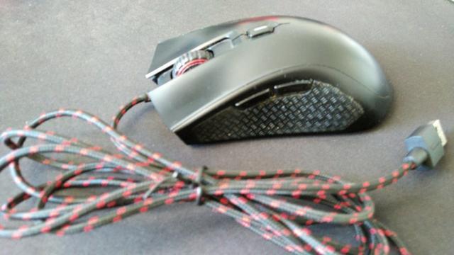 Mouse gamer htperx pulsefire - excelente estado