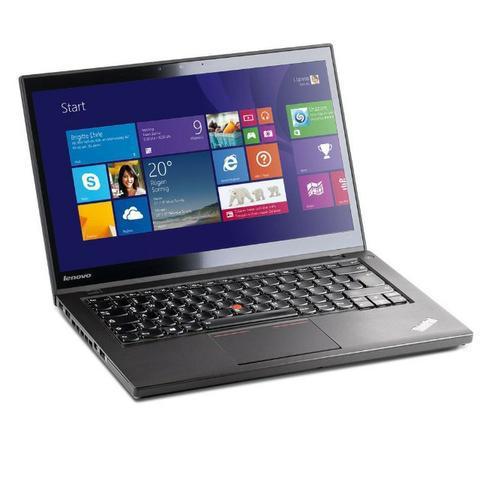 Notebook lenovo i5 (4 geração) 4gb ram hd 500gb tela