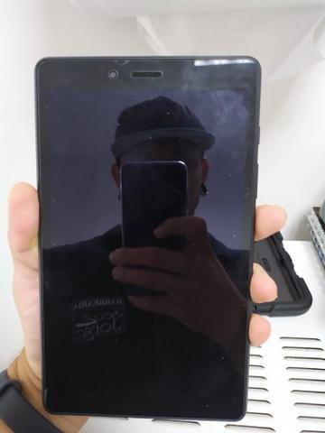 Tablet samsung sm 290 novinho com nota fiscal