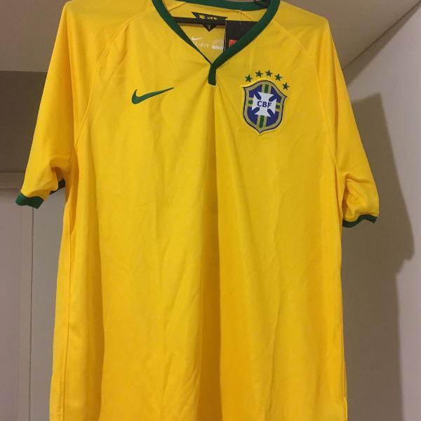 Blusa camisa do brasil original
