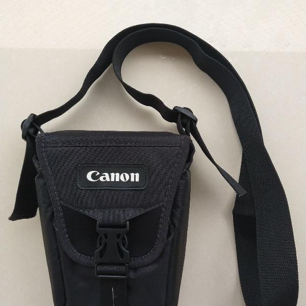 Bolsa camera fotografica canon (pequeno defeito na alça)