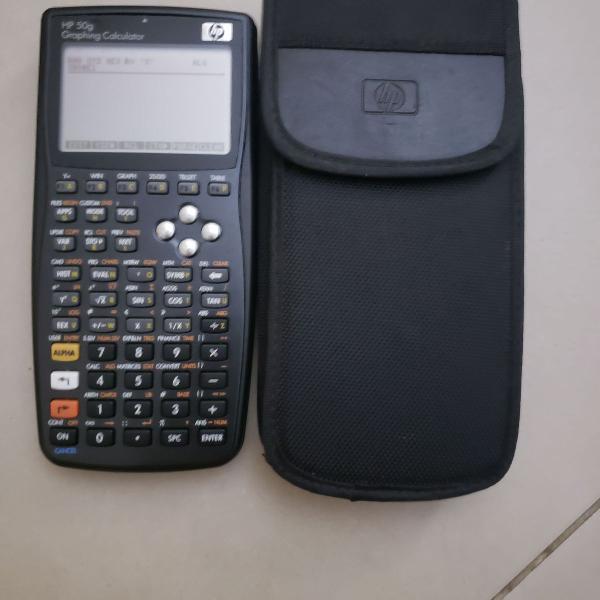 Calculadora hp50g original