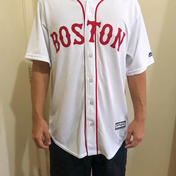 Camisa boston red sox