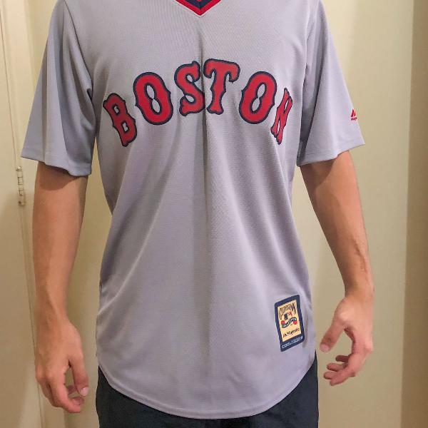 Camisa da liga americana de beisebol