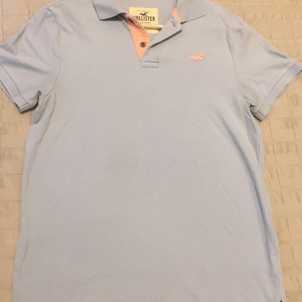 Camisa polo hollister original