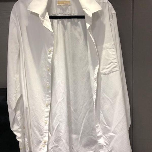 Camisa social michael kors original branca