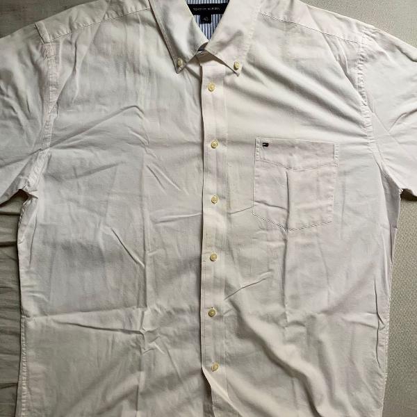 Camisa tommy hilfiger - original - tamanho g