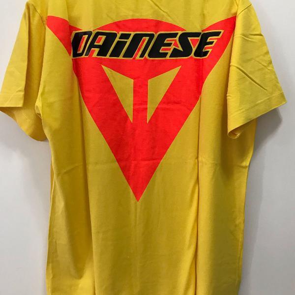 Camiseta masculina dainese