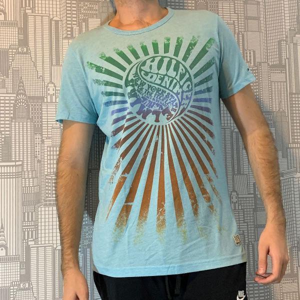 Camiseta masculina tommy hilfiger tamanho g