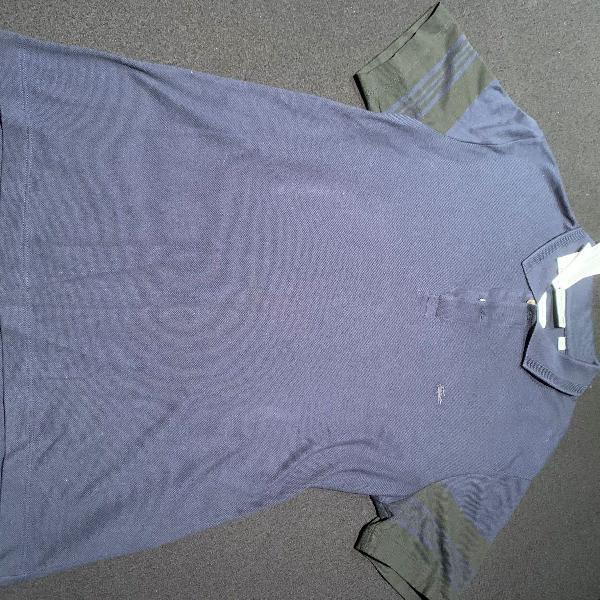 Camiseta polo lacoste c/ etiqueta