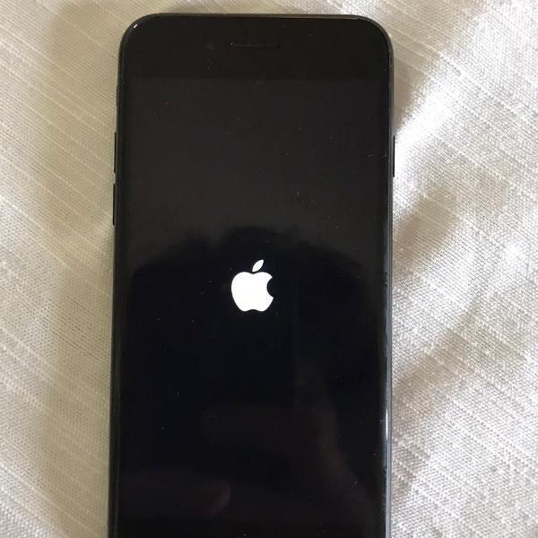 Iphone 7 32gb - preto matte *aparelho novo*