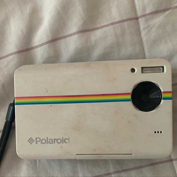 Polaroid zink paper