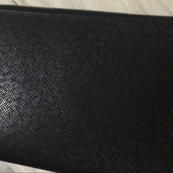 Porta passaporte signature hugo boss