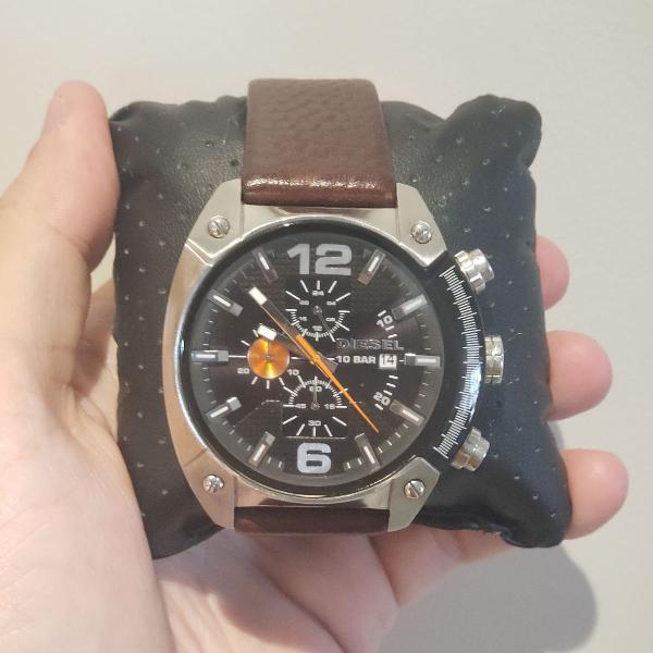 Relógio diesel dz 4204