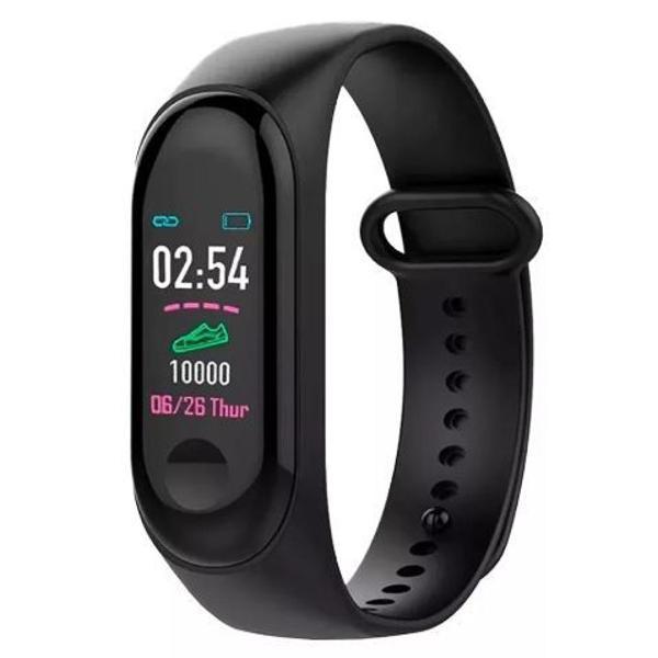 Relógio inteligente smartwatch mi band 3