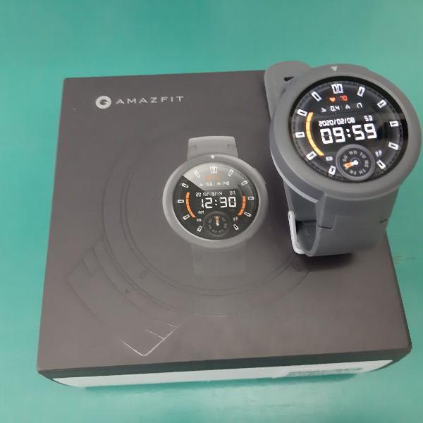 Smartwatch relógio xiaomi amazfit verge lite a1818 gps