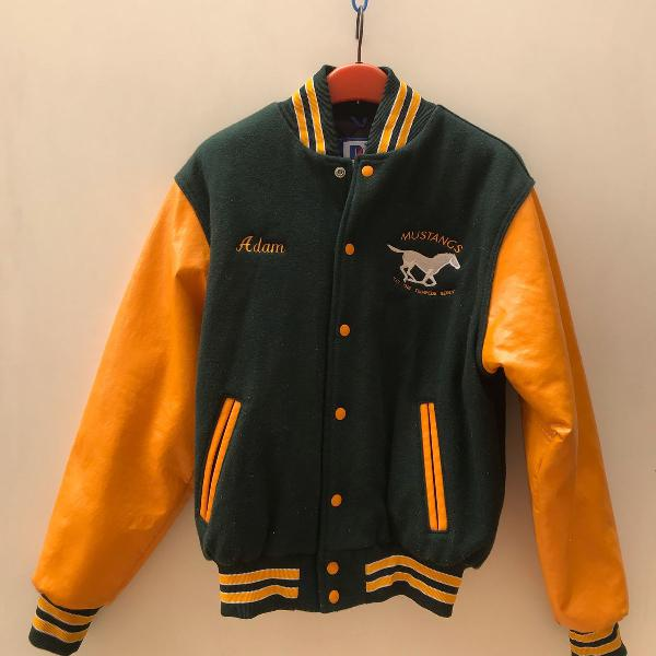 Varsity jacket (made in usa)