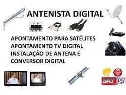 Antenista instalador técnico antenas