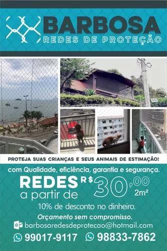 Barbosa redes de proteção