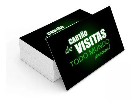 Cartão de visita, panfletos e sacolas