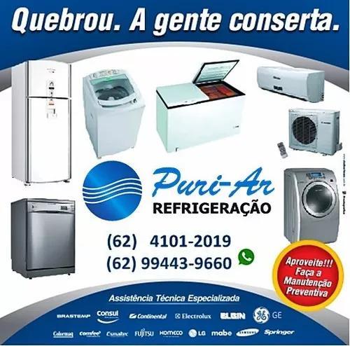 Conserto de geladeira/máquina de lavar/ar condicionado