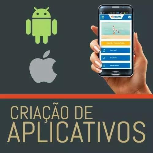 Criação de aplicativos para android e sites