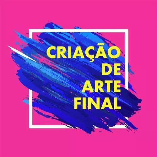 Criação de arte final / logo marca / flyers