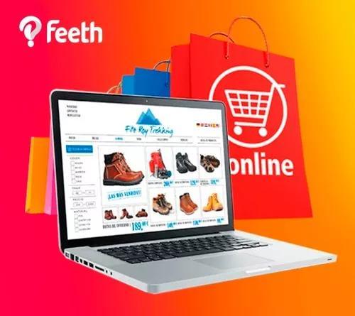 Criação de website e lojas virtuais