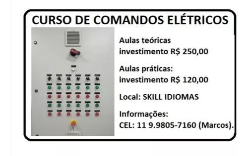 Curso de comandos elétricos