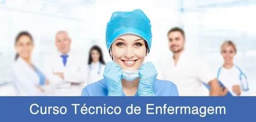 Curso técnico de enfermag