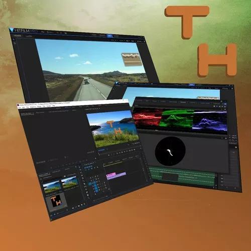 Editamos audio e vídeos profissionalmente