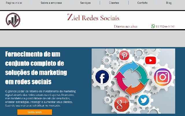 Gestão de mídias sociais e marketing digital