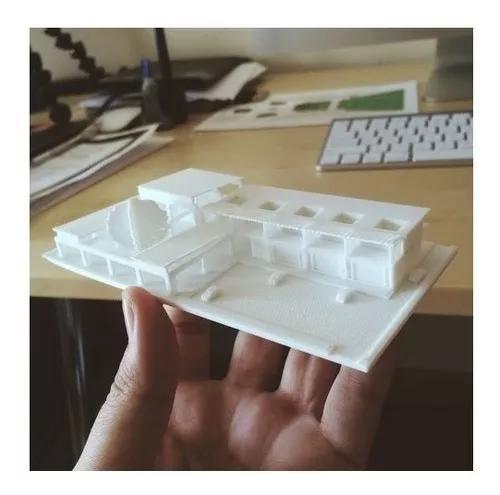 Impressão 3d - maquetes e protótipos 3d