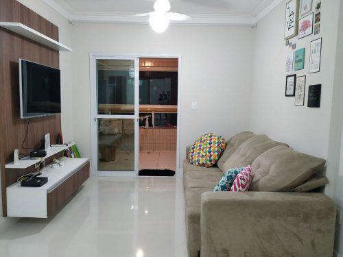 Lindo Apartamento Mobiliado com VISTA DEFINITIVA PARA O MAR.