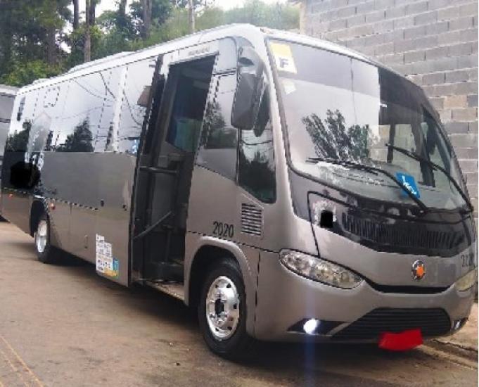 Micro onibus sênior m.benz lo-915 cód.6314 ano2012