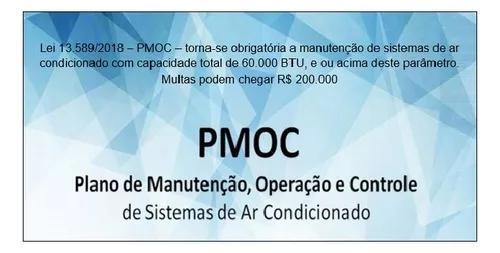 Pmoc - plano de manutenção operação e controle