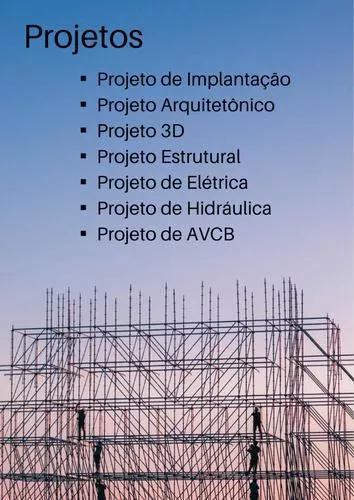 Projetos para construção e regularização