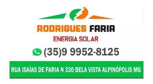 Rodrigues faria energia solar