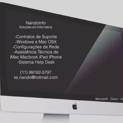 Técnico apple